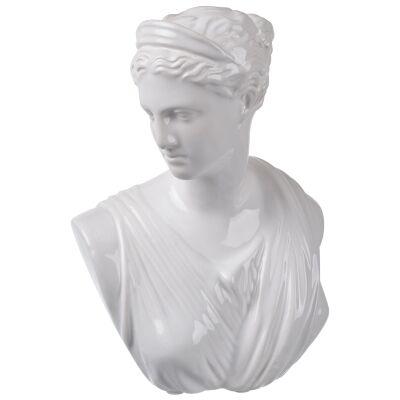 Jolie Ceramic Bust Statue