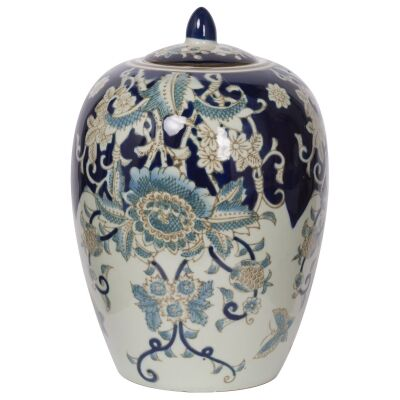 Yunmeng Porcelain Temple Jar