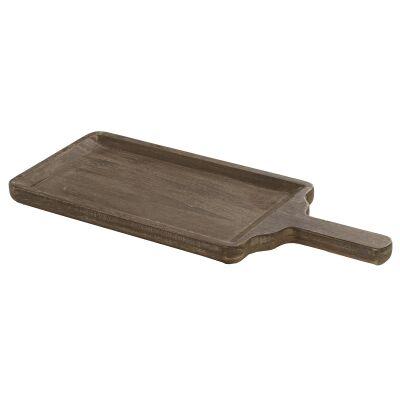 Eysteinn Paulownia Wood Paddle Tray