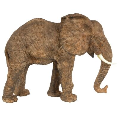 Climax Polyresin Elephant Figurine