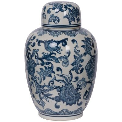 Chongxi Porcelain Temple Jar