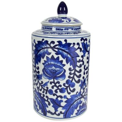 Xihe Porcelain Temple Jar