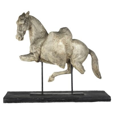Graysen Equine Figurine on Stand