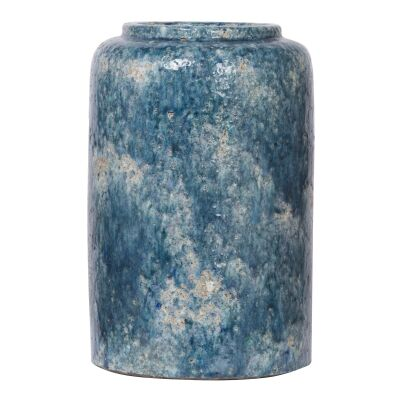 Firth Terracotta Round Vase, Medium