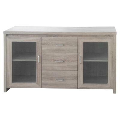 Emilio 2 Door 3 Drawer Buffet Table, 150cm