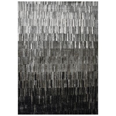 Studio Colten Turkish Made Modern Rug, 170x120cm, Black