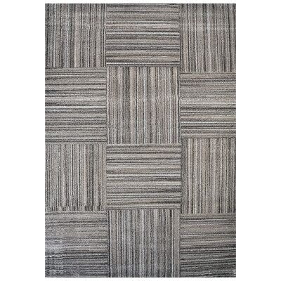 Studio Hassan Turkish Made Modern Rug, 170x120cm, Beige