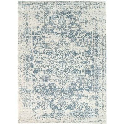 Symphony Viva Oriental Rug, 200x290cm, Blue