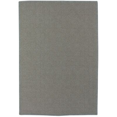 Seasons Diamond Indoor/Outdoor Rug, 250x300cm, Natural / Grey