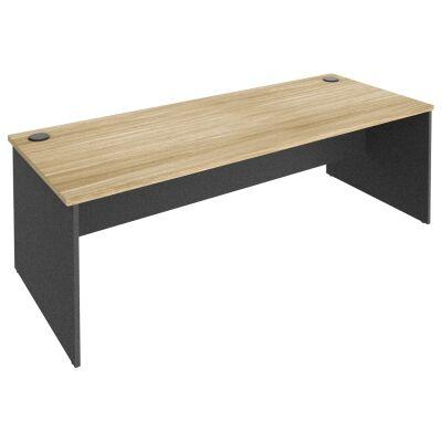 Xavier Straight Office Desk, 150cm