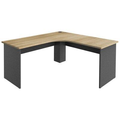 Xavier Corner Workstation Desk, 180cm