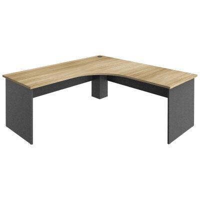 Xavier Corner Workstation Desk, 150cm