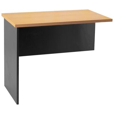 Neway Return Office Desk, 90cm
