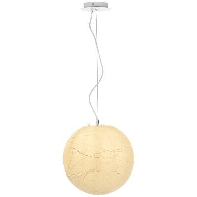 Tarvos Ball Pendant Light, Medium
