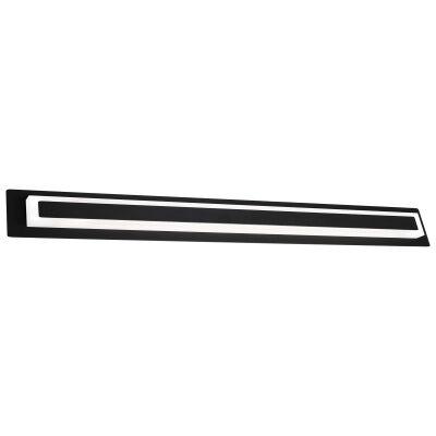 Taurus Metal LED Vanity Light, 20W, Black