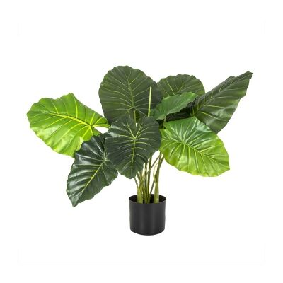 Real Touch Potted Artificial Philodendron Plant, 68cm