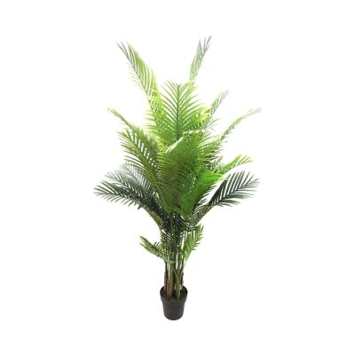 Potted Artificial Areca Palm Tree, 170cm