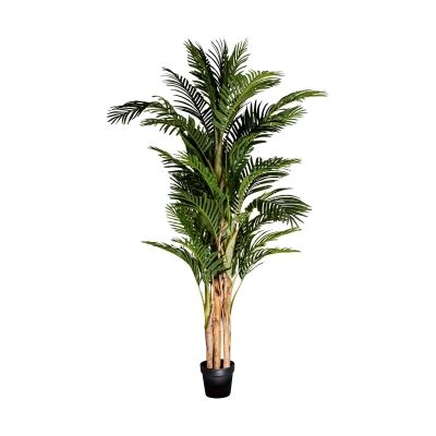 Real Touch Artificial Areca Palm Tree in Pot, 190cm