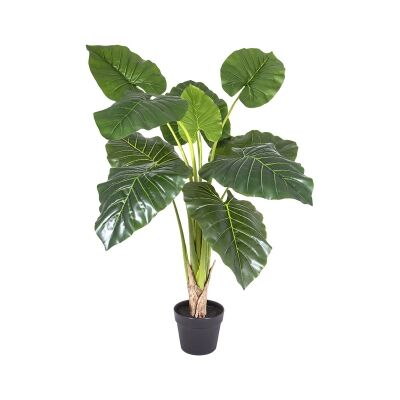 Real Touch Potted Artificial Philodendron Plant, 90cm