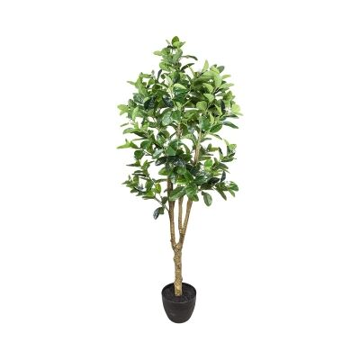 Real Touch Artificial Lemon Tree in Pot, 150cm