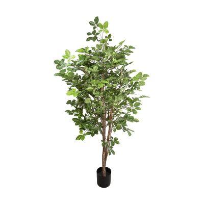 Potted Artificial Hornbean Tree, 150cm