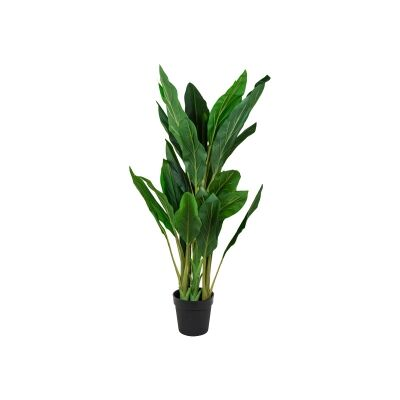 Potted Artificial Dracaena Fragrans Plant, 122cm
