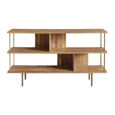 Tropica Kali Commercial Grade Reclaimed Teak Timber Sideboard, 170cm