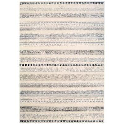 Tibet Lines Modern Rug, 335x235cm