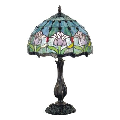 Table lamps versatile table lamps australia wide mauve tulip tiffany style stained glass table lamp medium keyboard keysfo Gallery
