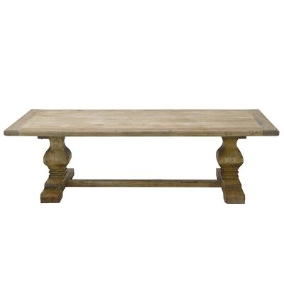 Bellac Reclaimed Elm Timber 160cm Coffee Table