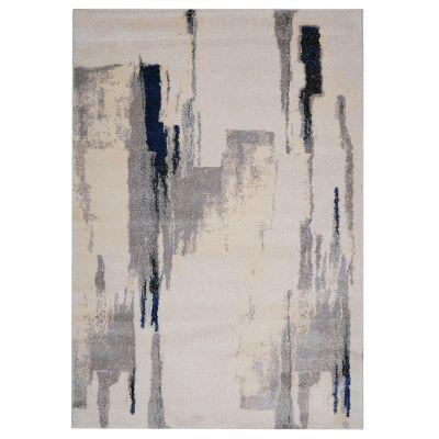 Trend Abstract Semi Shag Rug, 290x200cm