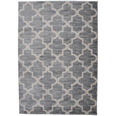 Trend Moroccan Semi Shag Rug, 230x160cm, Sand