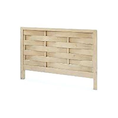 Tropicano Reclaimed Timber Bed Headboard, King