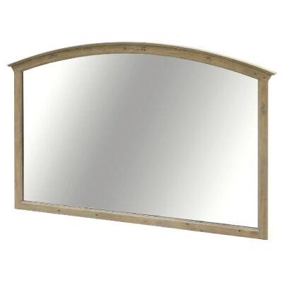 Tropicano Reclaimed Timber Frame Dressing Mirror, 158cm