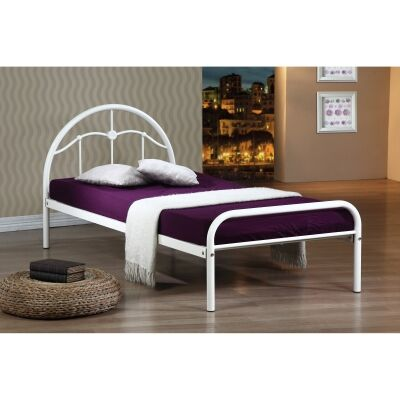 Princess Metal Bed, Single