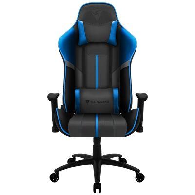 ThunderX3 BC3 Boss Gaming Chair, Black / Blue