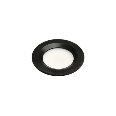 Urban LED Downlight, 5000K, Black