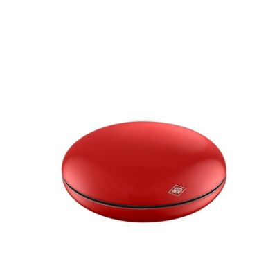 Wesco Peppy Can Steel Storage Box - Red