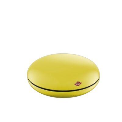 Wesco Peppy Can Steel Storage Box - Lemon Yellow