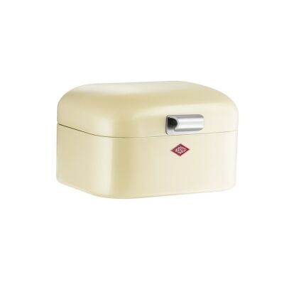 Wesco Mini Grandy Steel Storage Box - Almond