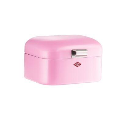 Wesco Mini Grandy Steel Storage Box - Pink
