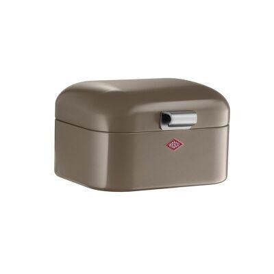 Wesco Mini Grandy Steel Storage Box - Warm Grey