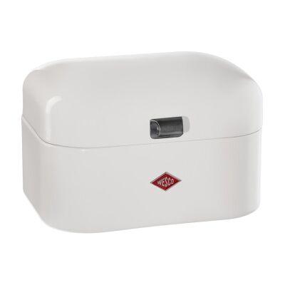 Wesco Single Grandy Steel Storage Box - White