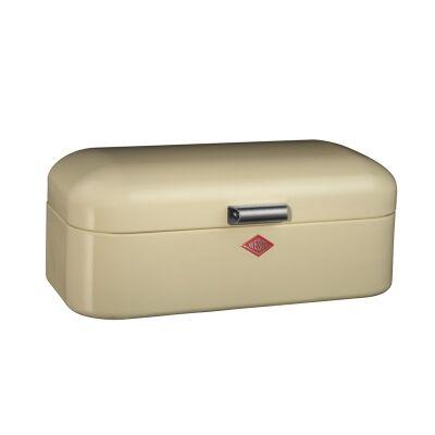 Wesco Grandy Steel Storage Box - Almond