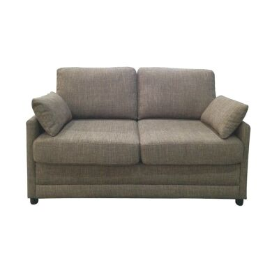 Tofta Fabric Sofa Bed, Double, Oatmeal