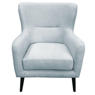 Fimo Fabric Armchair, Sky