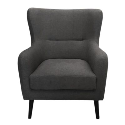 Fimo Fabric Armchair, Storm