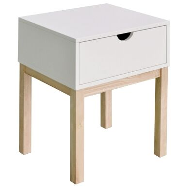 Honiton Bedside Table