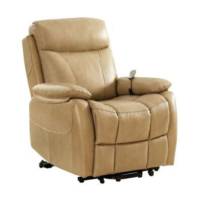 Prescott Leather Recliner Armchair