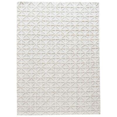 Ensford Textured Wool Rug, 160x230cm